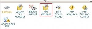 WebHostingPad主机后台如何上传文件