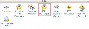 WebHostingpad主机通过cPanel面板上传文件图文教程